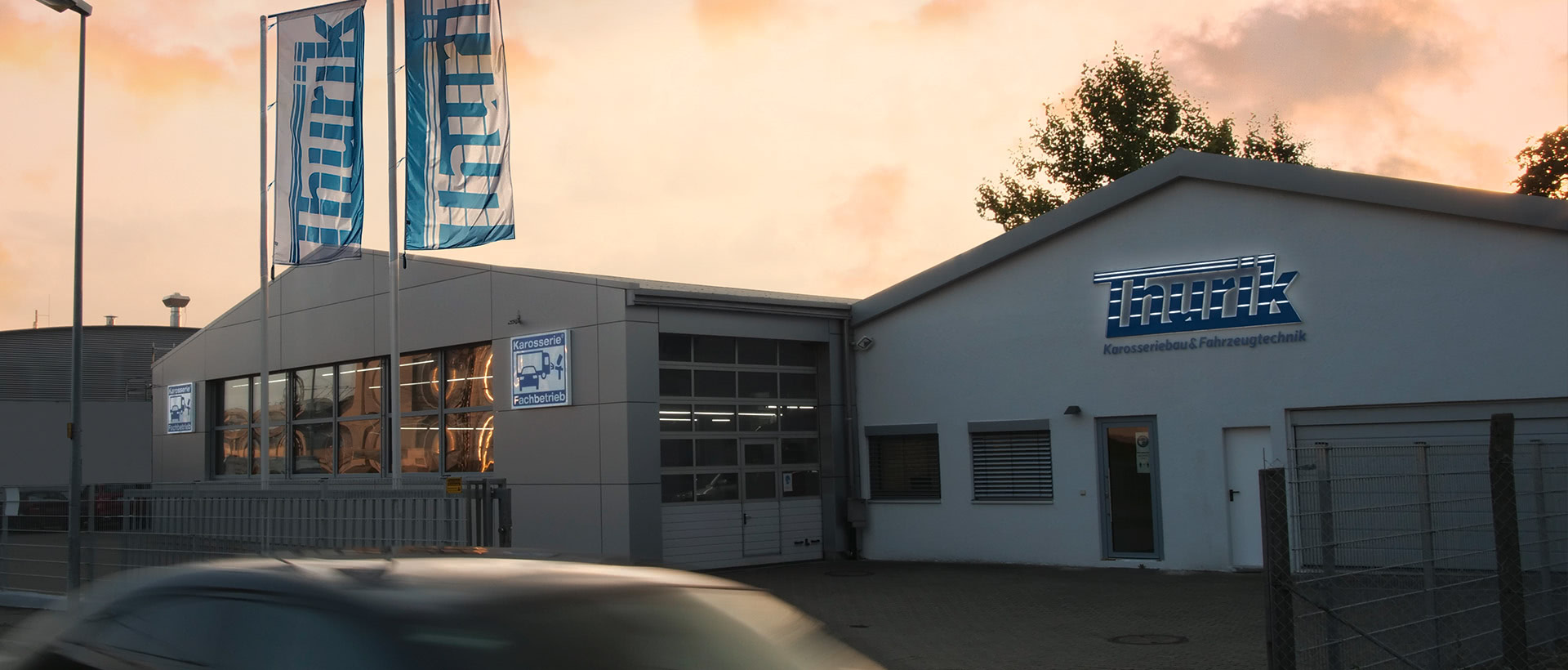 Thurik Karosseriebau & Fahrzeugtechnik GmbH
